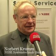 Referent Norbert Krumm - Key Account Manager Fa. Nibe
